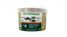 Kit potager au naturel SOBAC